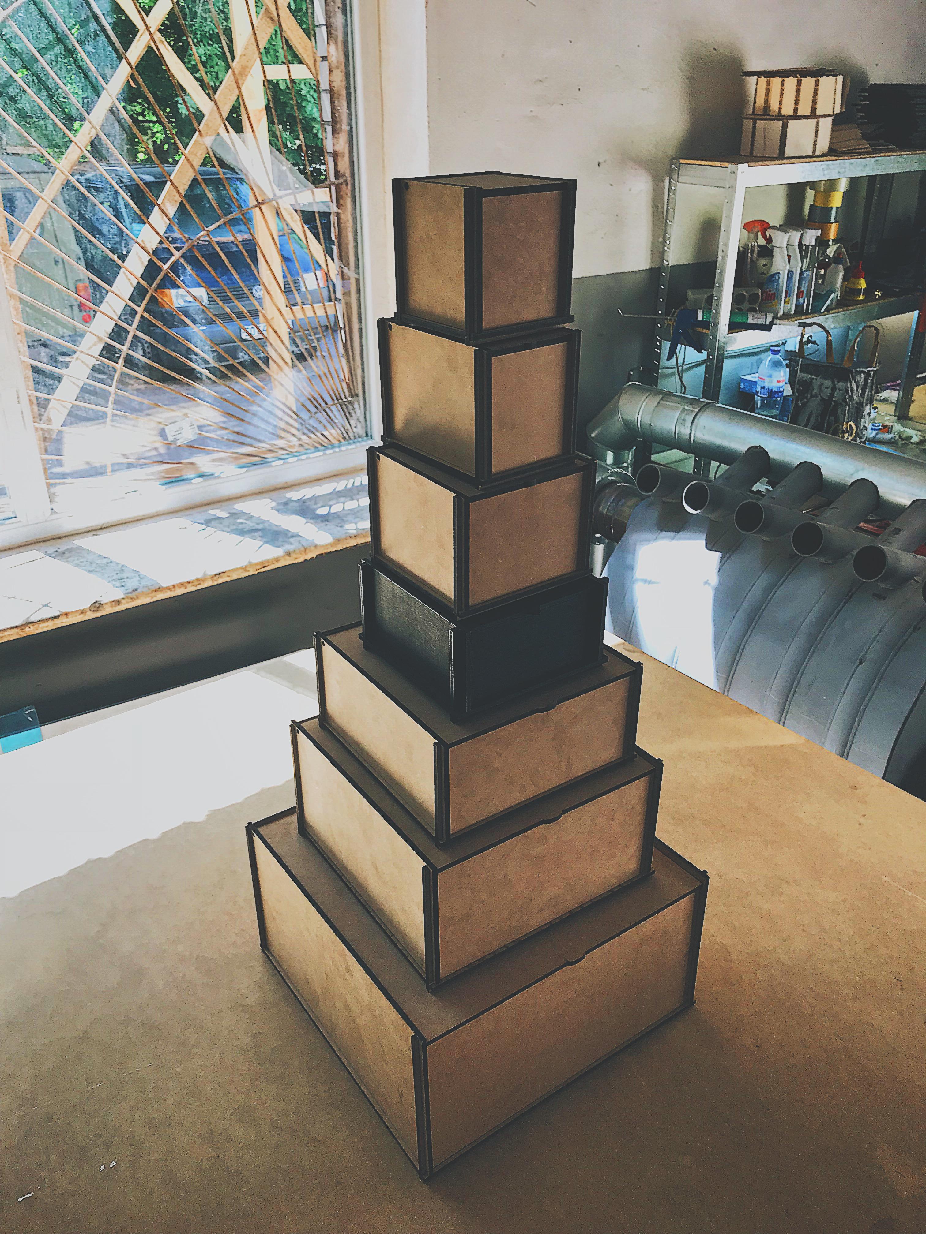 Коробки для ваших подарков любых размеров