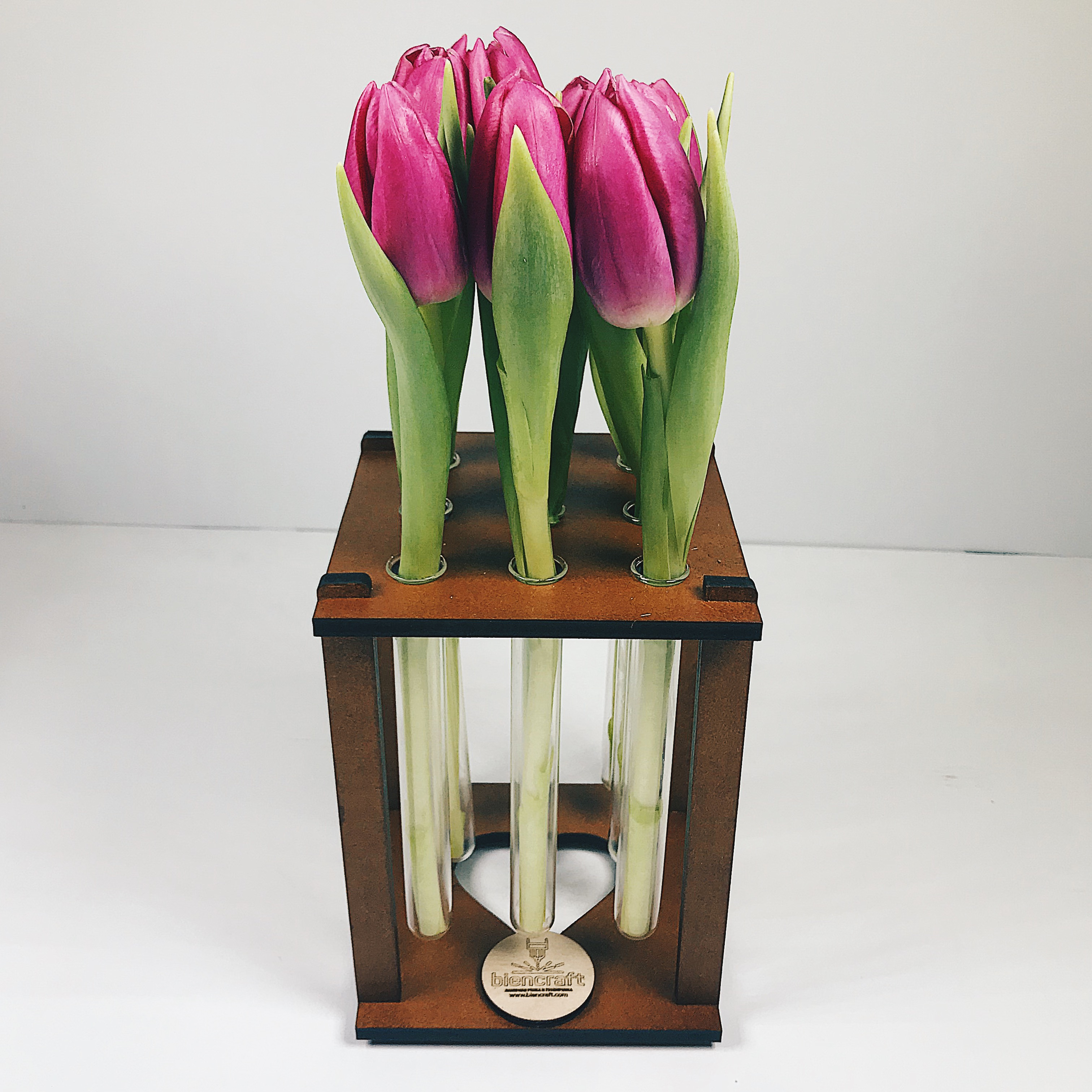 Подставка под тюльпаны