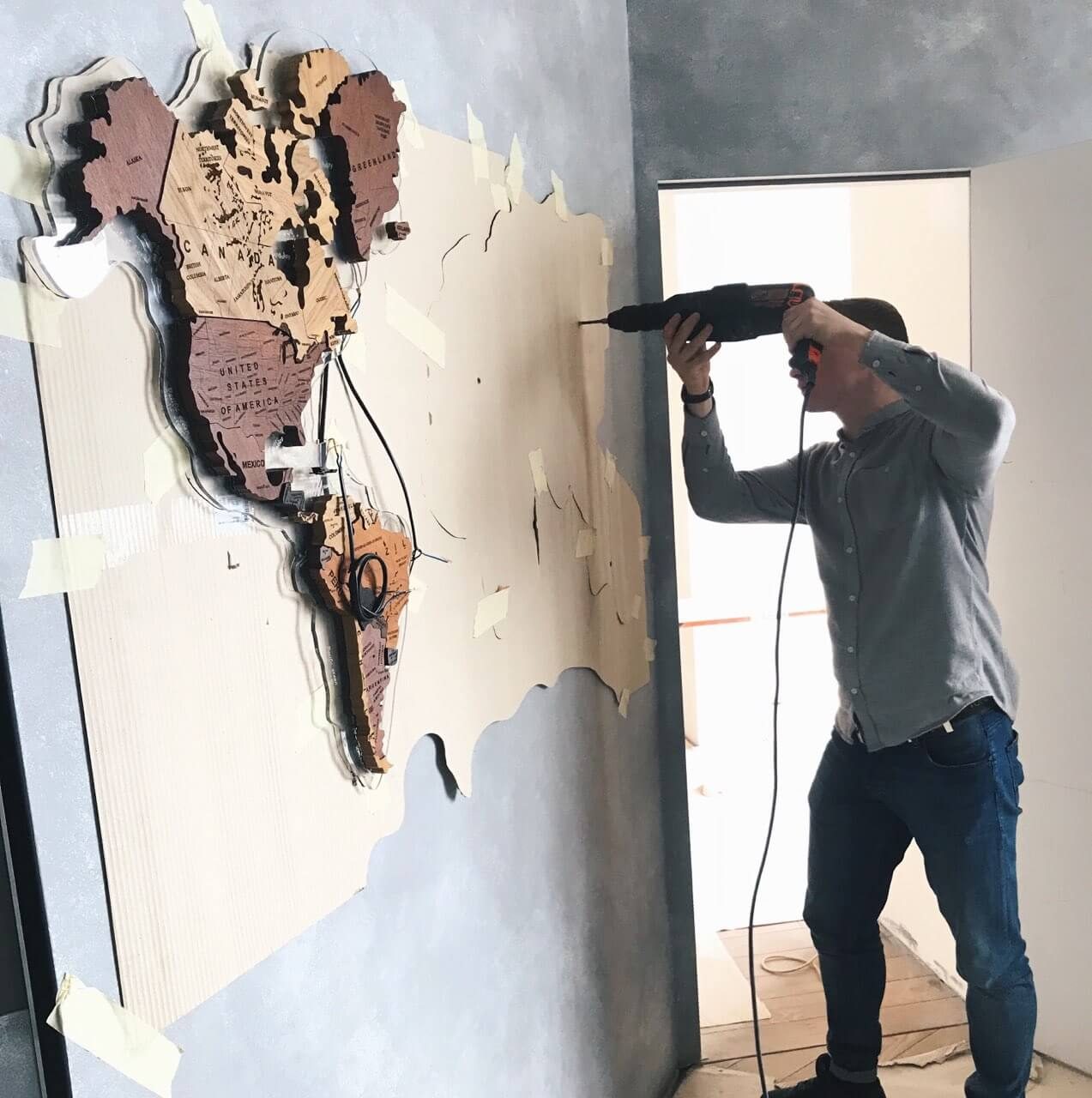 карта мира2